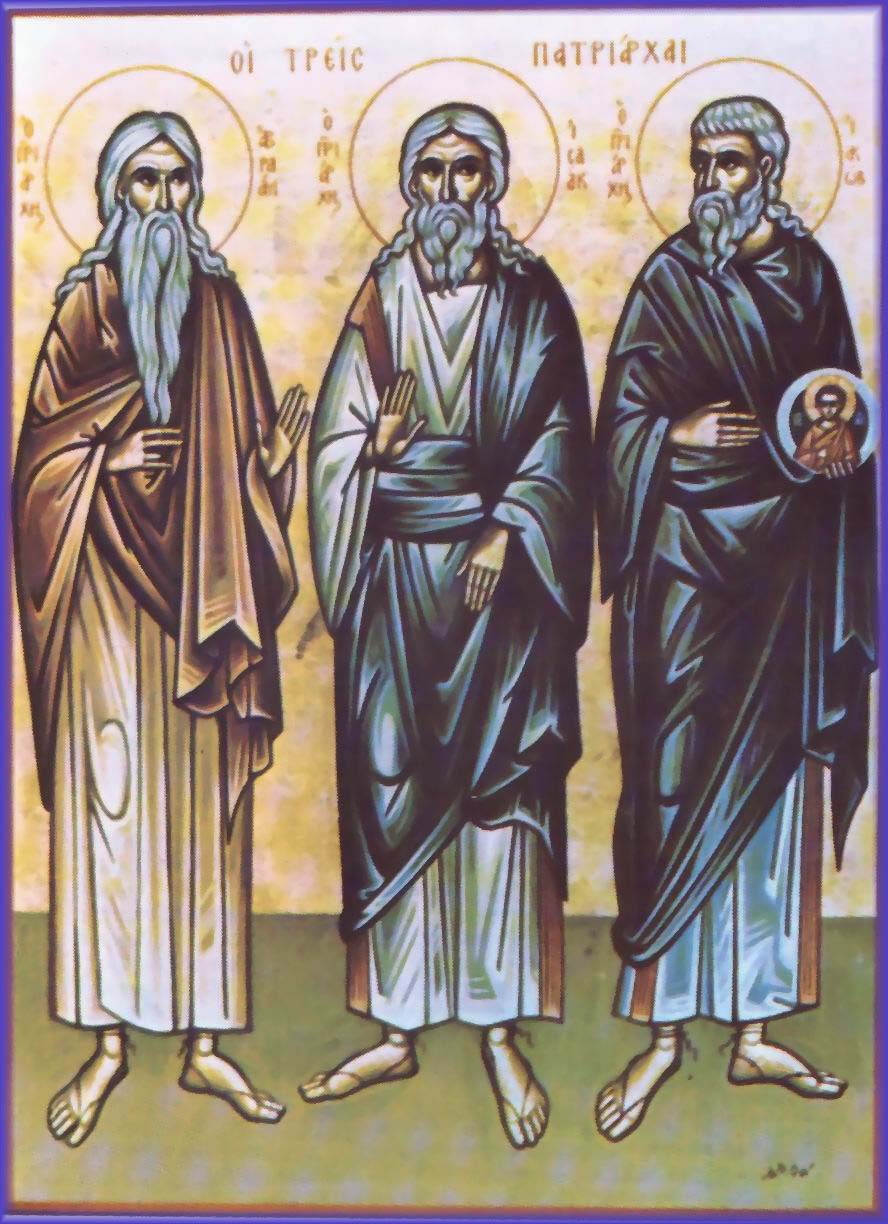 26 the three patriarchs abraham isaac and jacob moon beam network
