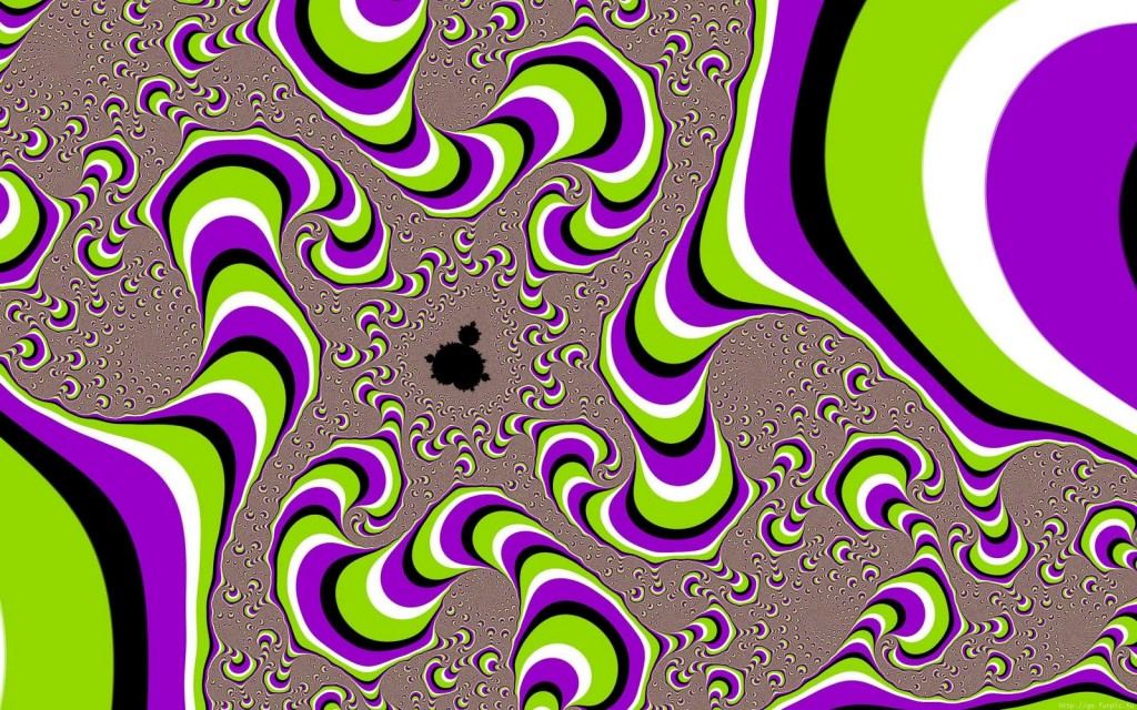Does this image make your eyes go crazy?