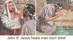 John9.6